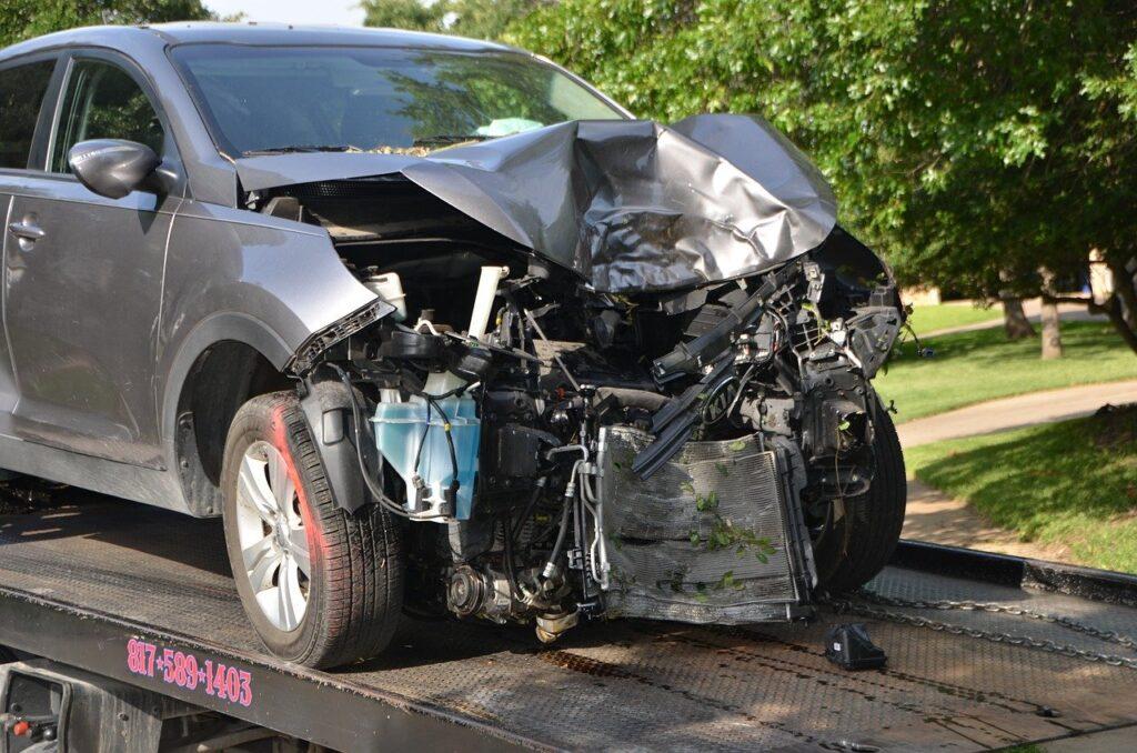 car, crash, wreck